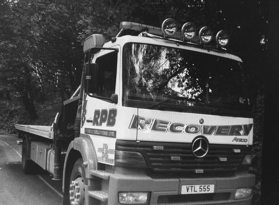 Our Recovery Vehicle - Plymouth
